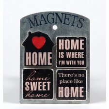 Home 4 Magnets Wall Décor