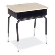 785 Series Plastic Adjustable Height Open Front Desk
