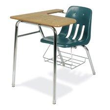 "9000 Series Plastic 30"" Combination Desk"