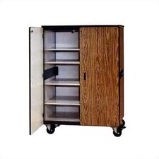 2600 Series Classroom Cabinet with Casters