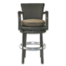 Palisades Bar Stool with Cushion