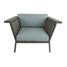Riviera Geo Club Chair with Cushion