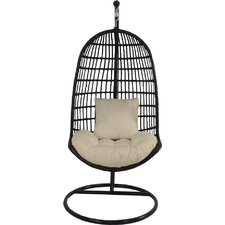 Cheap Skye Bird's Nest Swing Chair with Stand