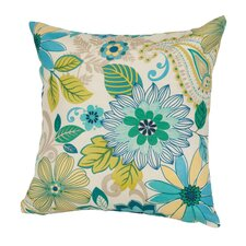 Gaya Outdoor/Indoor Throw Pillow