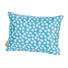 Modern Coastal Pop Rocks Indoor/Outdoor Lumbar Pillow