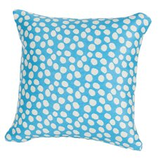 Coastal Pop Rocks Indoor/Outdoor Throw Pillow