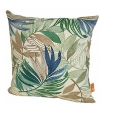 Island Outdoor/Indoor Throw Pillow