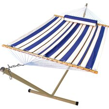 Polyester Hammock with Stand