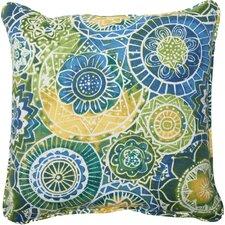 Modern Omnia Indoor/Outdoor Throw Pillow (Set of 2)