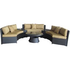 6-Piece Fairchild Sunbrella Seating Group