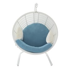 Pod Chair with Cushion