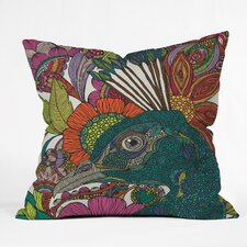 Valentina Ramos Alexis and the Flowers Indoor/Outdoor Throw Pillow
