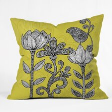 Valentina Ramos Garden Indoor/Outdoor Throw Pillow