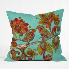 Valentina Ramos Hello Birds Indoor/Outdoor Throw Pillow