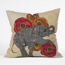 Valentina Ramos Rosebud Indoor/Outdoor Throw Pillow