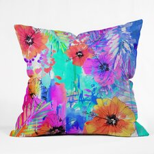 Holly Sharpe Hawaiian Heat Indoor/Outdoor Throw Pillow