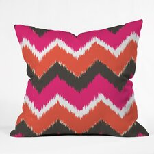 Andrea Victoria Indoor/Outdoor Throw Pillow