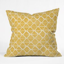 Loni Harris Cooking Time Indoor/Outdoor Throw Pillow
