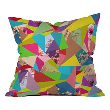 Bianca Green Thoughts Indoor/Outdoor Throw Pillow