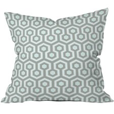 Icicle Outdoor Throw Pillow