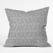 Best #1 Gneural Shifting Pyramids Throw Pillow