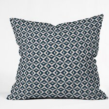 Khristian A Howell Nina Throw Pillow
