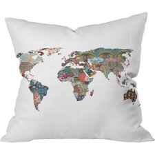 Bianca Louis Armstrong Told Us So Indoor/Outdoor Throw Pillow