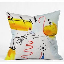 Ginette Fine Art Community Gathering Outdoor Throw Pillow