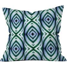 Wagner Campelo Maranta Indoor/Outdoor Throw Pillow
