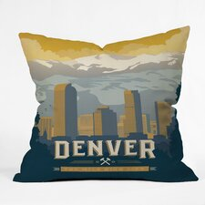 Anderson Design Group Denver 1 Indoor/Outdoor Throw Pillow