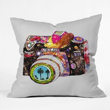 Bianca Green Picture This Indoor/Outdoor Throw Pillow