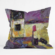 Ginette Fine Art Coco Indoor/Outdoor Throw Pillow