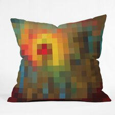 Madart Inc Indoor/Outdoor Throw Pillow