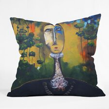 Robin Faye Gates Forest for Trees Indoor/Outdoor Throw Pillow