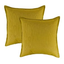 Echo Outdoor Sunbrella Throw Pillow (Set of 2)