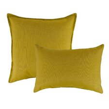 2 Piece Echo Combo Outdoor Sunbrella Throw Pillow Set