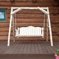 2017 Online Montana Porch Swing with Stand