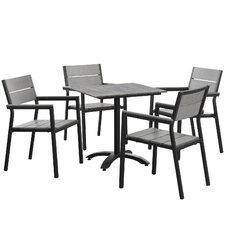 Maine 5 Piece Dining Set
