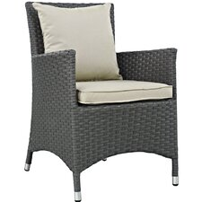 Sojourn Dining Arm Chair with Cushion