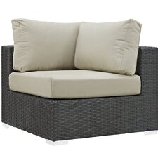 Sojourn Corner Chair with Cusions