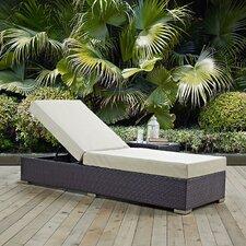 Convene Chaise Lounge with Cushion