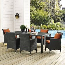 Sojourn 7 Piece Dining Set