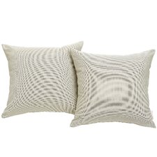Convene Outdoor Throw Pillow (Set of 2)