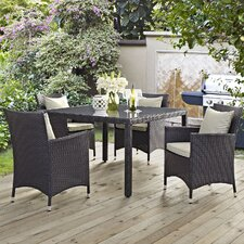 Convene 5 Piece Dining Set