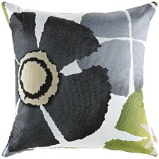 Patio Botanical Indoor / Outdoor Throw Pillow