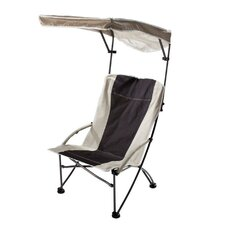 Quik Shade Pro Comfort High Folding Camp Chair