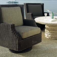 Discount Outdoor Terrace Swivel Rocker with Cushions