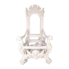 ResinStone Throne Chair