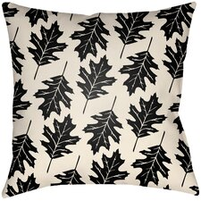 Lodge Cabin Autumn Indoor/Outdoor Throw Pillow