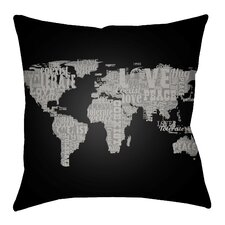 Litchfield Global Indoor/Outdoor Throw Pillow